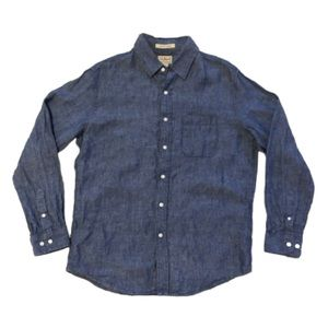 L.L. Bean Easy-Care Chambray Shirt
